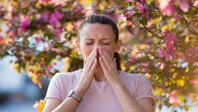 صورة ما هي أسباب حساسية الربيع؟