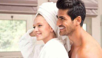 صورة تعرفي على فوائد استحمام الزوجين معا