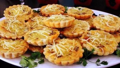 صورة وصفات رمضان..  تحضير كيش بحشوة متوفرة بكل مطبخ -فيديو