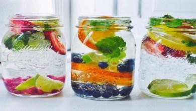 صورة مشروبات صحية لإحراق الدهون في رمضان
