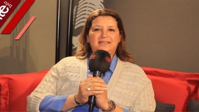 """صورة الإعلامية نادية المودن تحكي في """"الوجه الآخر"""" بداياتها المهنية واشتياقها لابنها في زمن """"كورونا"""" -فيديو"""