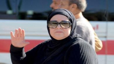 صورة ابنة دلال عبد العزيز تنشر صورة مؤثرة من المستشفى -صورة