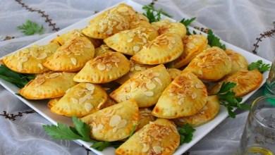 صورة وصفات رمضان.. فطائر سهلة بحشوة اللحم المفروم-فيديو-