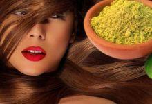 صورة خلطات الحناء لعلاج مشاكل الشعر