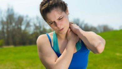 صورة في 4 خطوات.. عالجي تشنج العضلات بدون أدوية