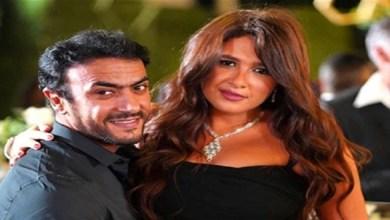 صورة قبلات وأحضان.. ياسمين عبد العزيز تخطف الأنظار -فيديو