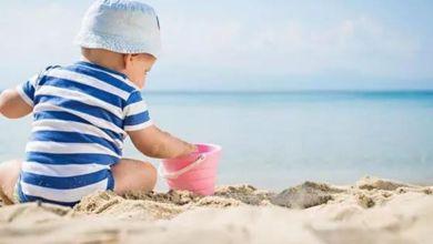 صورة في 8 خطوات.. احمي طفلك من أشعة الشمس الحارقة فى فصل الصيف