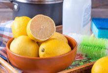 صورة تعرفي على استعمالات الليمون في التنظيف