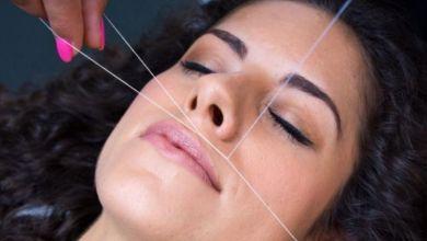 صورة طرق للتخلص من آلام الخيط أثناء نزع الشعر