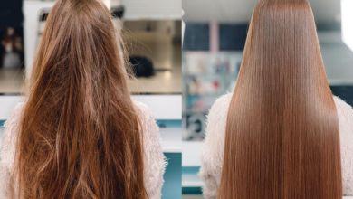 صورة طريقة تحضير كيراتين طبيعي لفرد الشعر