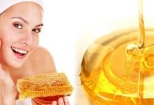 صورة وصفات بالعسل لتفتيح البشرة الدهنية