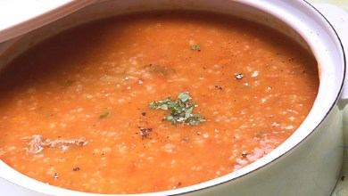 صورة طريقة تحضير حساء الشوفان لأصحاب الريجيم
