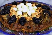 صورة وصفات عيد الأضحى.. طريقة تحضير اللحم بالبرقوق للمبتدئات- فيديو