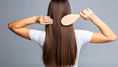 صورة نصائح لترطيب الشعر الجاف والمتقصف