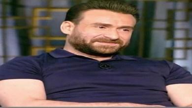 صورة بعد إصابته بثقب بالقولون.. نضال الشافعي يوجه رسالة لجمهوره- فيديو