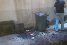 صورة فنان شهير ينجو من حريق كبير بمنزله