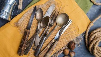 صورة طرق رائعة لاستعادة لمعان أدوات الطعام الصدئة
