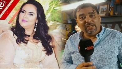 صورة عمل مسرحي يجمع طارق الخالدي وسكينة درابيل- فيديو