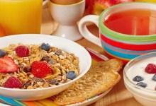 صورة وجبات سريعة لإفطار صحي ومتكامل