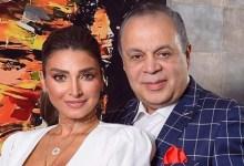 صورة لأول مرة.. أشرف زكي وروجينا يكشفان عن أسرارهما الزوجية