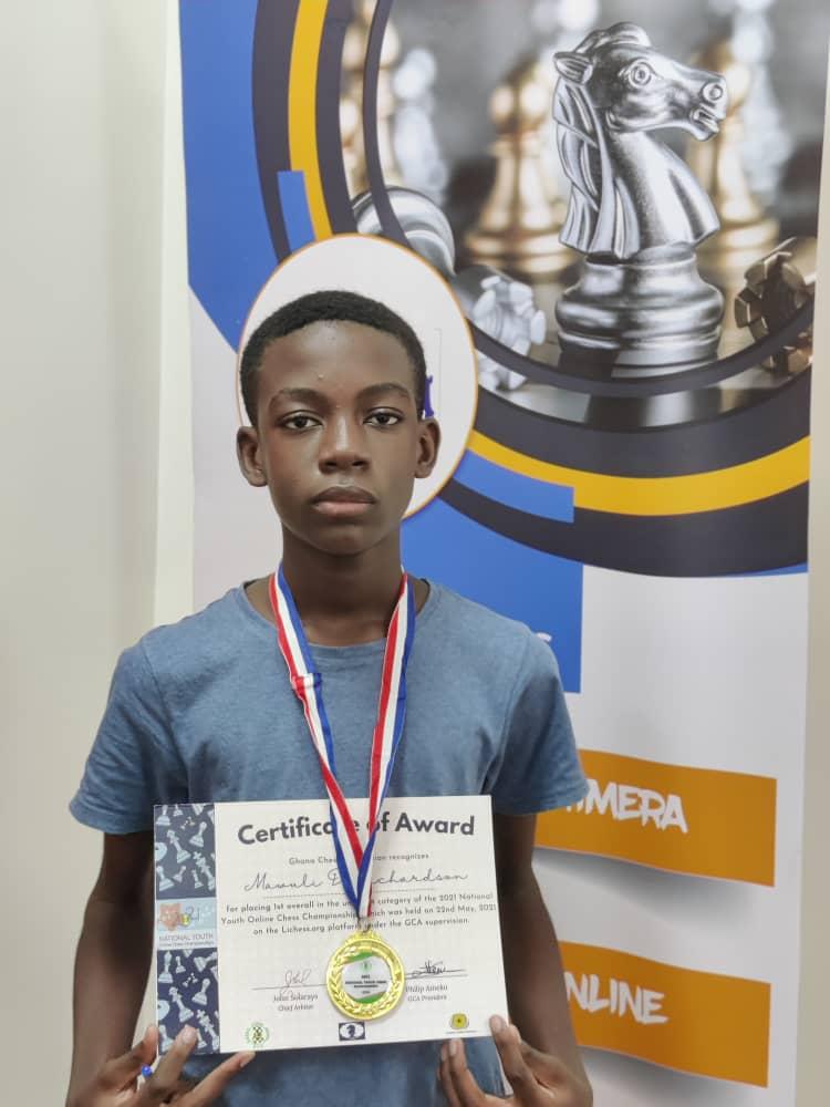 Mawuli Richardson - AYCC 2021