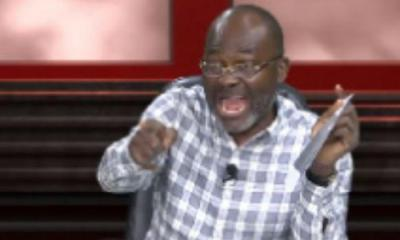 Do Your Checks And See: Most MPs In Parliament Today Went To 'Village' Senior High Schools - Kennedy Agyapong