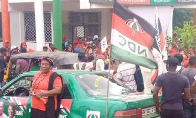 Fire In NDC: 3 NDC MPs Were Absent As Parliament Approved Akufo-Addo's Budget – NDC Supporters Get Angry