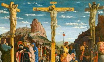 Do You Know The Names Of The Two Thieves Crucified With Jesus On The Cross? Read To Know