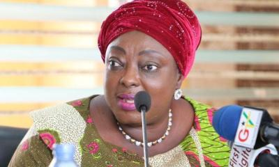 Minister for Work and Housing, Freda Prempeh