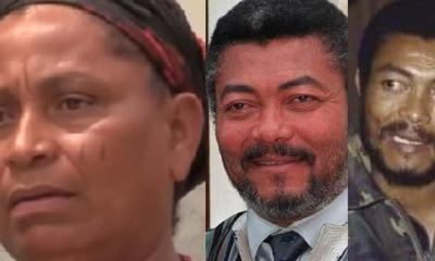 The True story of Rawlings unknown daughter REVEALED with childhood