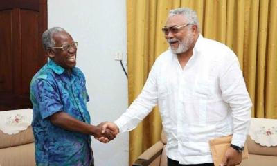 best Friend of Rawlings Finally speaks on what killed him