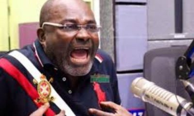 'Angry' Kennedy Agyapong Threatens To Deal with Stephen Ntim & Lands Commission Over The Sale Of Lands