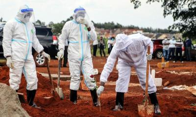 Ghana's COVID-19 Hits Six More Death As 19 Is In Critical Condition - Check Regional Breakdown