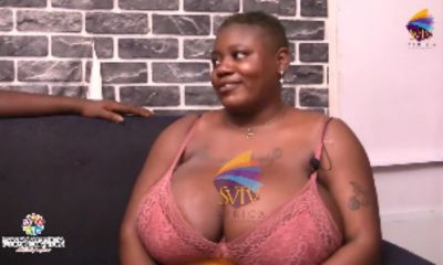 Video: I Have Slept With 20 Men In One Month - Lady With Big Boobs Blows Dirty Secret