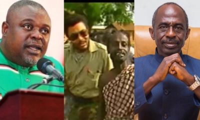 Koku Anyidoho Is Currently Been Lashed By NDC Disciplinary Committee - General Mosquito Teases