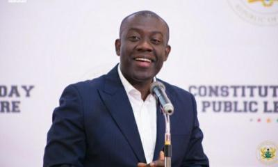 Kojo Oppong Nkrumah Sheds More Light on Restrictions Fixed by the