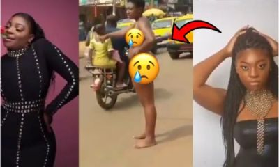 Video: Beautiful University Graduate Goes MAD After Dumping The Old-Man Who Took Care Of Her From JHS To University