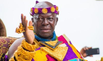 Will You Stop Misbehaving Out There – Otumfuor 'Angrily' Warns Nkoransa Chiefs For Disobeying Him (VIDEO)