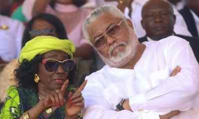 'She Is Ried Down By The Spirit Of Death' - Prophet Who Prophesied Rawlings' Death Drops Another Prophesy About Nana Konadu