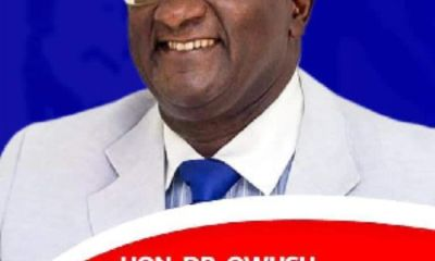 2024 Elections: Dr Afriyie Akoto Shows Interest In 2024 Presidential Bid For NPP