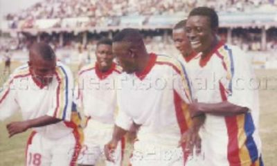 Accra Hearts of Oak Celebrates 21 Years of Historic 4-0 Victory Over Asante Kotoko