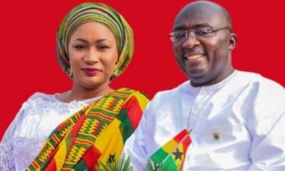 Bawumia And His Wife Have Worked For The NPP Like Donkeys, It's Now Time To Decide Their Fate – Manasseh Azure Writes