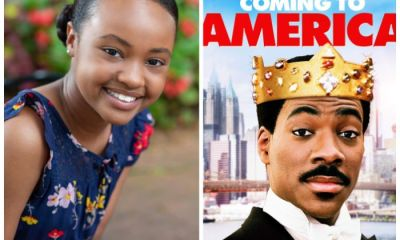 'Coming 2 America' Actress Akiley Love Speaks On Her Ghanaian Roots
