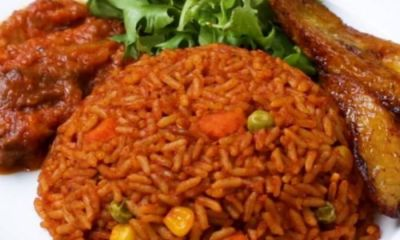 How to Make Jollof Rice in 5 Easy Steps