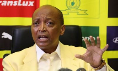 South African Millionaire, Motsepe elected CAF President