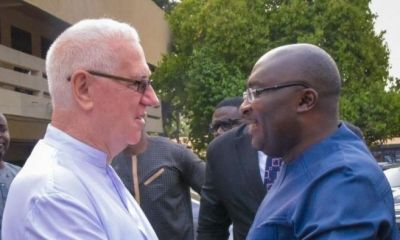 A Muslim As Vice President: Reverend Father Campbell Reveals How It Was Working With Vice Prez Bawumia