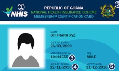 Steps To Renew your NHIS Card Using Your Mobile Phone