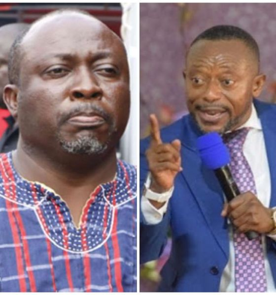 Battle Grounds: You Are A Very Stupid Man– Reverend Owusu Bempah Heavily Insults NDC's Baba Jamal