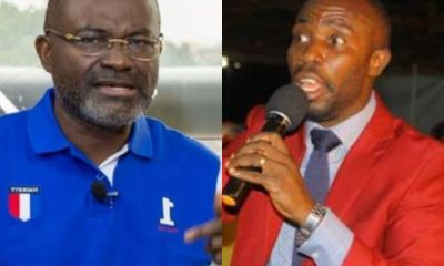 You Are The Devil Himself And I Will Expose Your Bad Deeds To The Whole World- Prophet Amponsah Exposes Kennedy Agyapong
