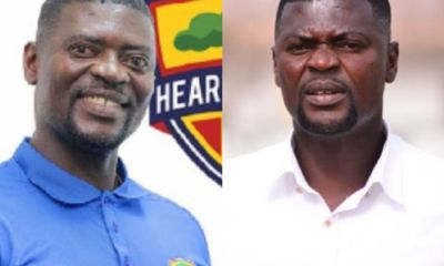 Hearts Of Oak's Samuel Boadu Named Ghana U20 Assistant Coach